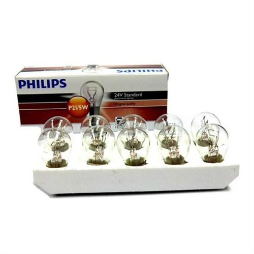 Philips P21/5W 24V 21/5W 10'Lu Paket 13499 Cp