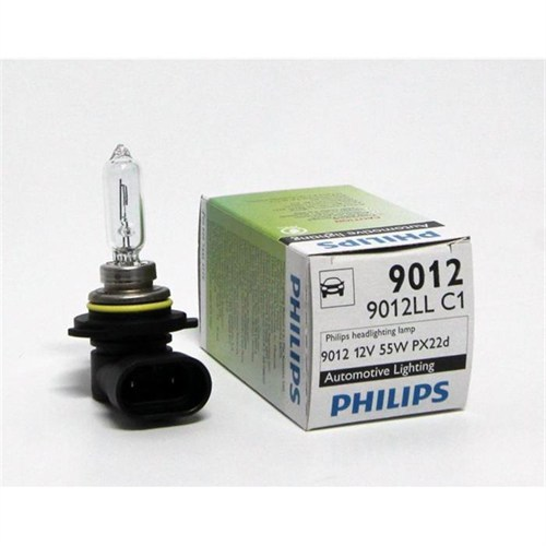 Philips Far Ampulü 12V 55W Px22d 9012