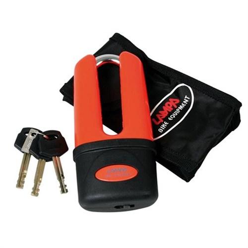 Lampa Claw Çantalı Disk Kilidi 3 Anahtarlı 90613