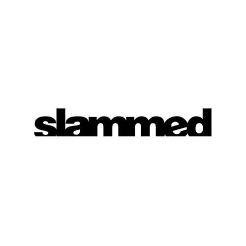 "Z tech ""Slammed"" Siyah Sticker 18x3 cm"
