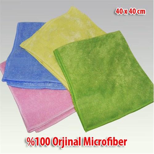 Micro Wiper %100 Orijinal Microfiber Araç ve Genel Profesyonel Temizlik Bezi 3 Lü Eko Paket