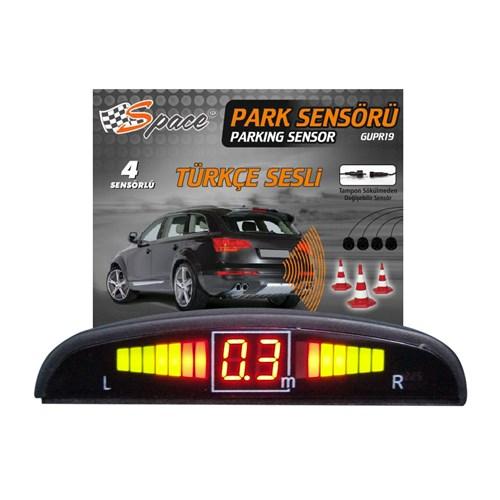 Space Park Sensörü Türkçe Sesli Gupr19