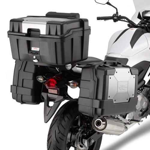 Kappa Kz1111 Honda Nc 700 X-S - Nc 750 X-S - Nc 750 X-S Dct (12-15) Arka Çanta Tasıyıcı