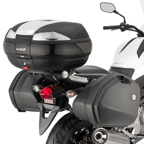 Kappa Klx1111 Honda Nc 700 X-S - Nc 750 X-S - Nc 750 X-S Dct (12-15) Yan Çanta Tasıyıcı