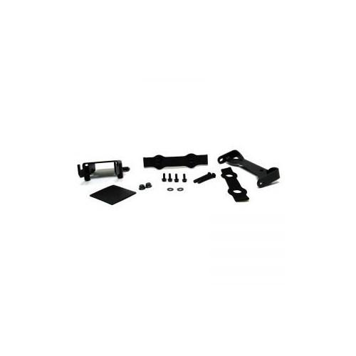 Gıvı 1104Kıt Honda Vfr 800X Crossrunner (11-14) Yan Çanta Tasıyıcı Baglantı Kıtı