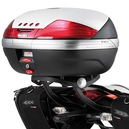 Gıvı 450Fz Kawasakı Z 1000 (10-13) Arka Çanta Tasıyıcı