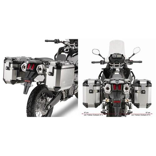 Gıvı Pl2105cam Yamaha Xt 660Z Tenere (08-15) Yan Çanta Tasıyıcı