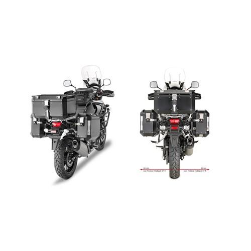 Gıvı Pl3105cam Suzukı Dl 1000 V-Strom (14-15) Yan Çanta Tasıyıcı