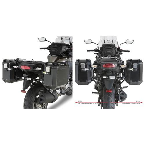 Gıvı Pl4105cam Kawasakı Versys 1000 (12-14) Yan Çanta Tasıyıcı