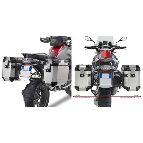 Gıvı Pl5108cam Bmw R 1200 Gs - R 1200 Gs Adventure (13-15) Yan Çanta Tasıyıcı