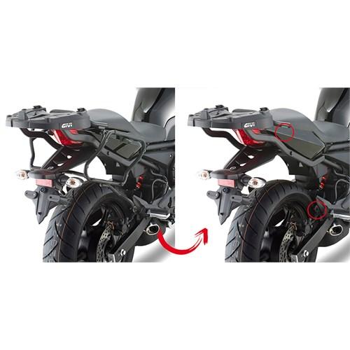 Gıvı Plxr2110 Yamaha Xj6 600 (13-14) Yan Çanta Tasıyıcı
