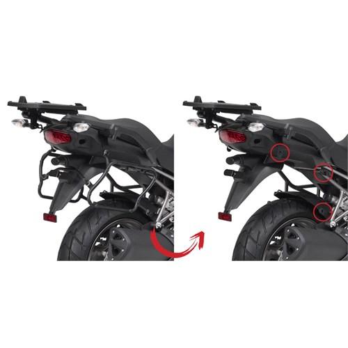 Gıvı Plxr4105 Kawasakı Versys 1000 (12-14) Yan Çanta Tasıyıcı