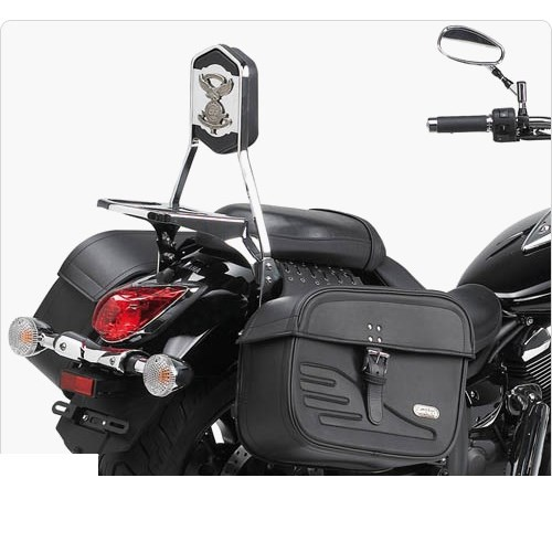Gıvı T276 Yamaha Xvs 950 Mıdnıghtstar (09-14) Yan Kumas Çanta Tasıyıcı