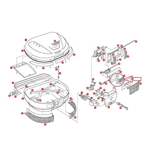 Gıvı Z229 Çanta Plastık Logo E52-V46-E340