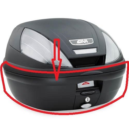 Gıvı Z350fnm Çanta Alt Kabuk Komple E340-E350-E370