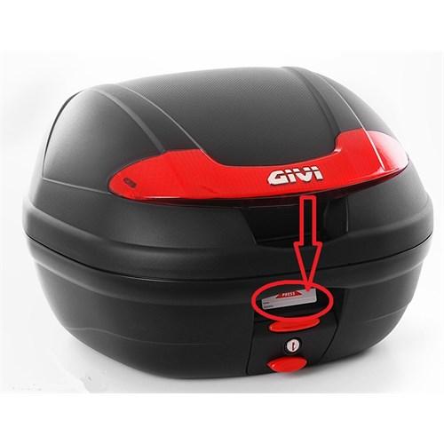 Gıvı Z409r Çanta Isım Etıketı V46-V35-E470-E450-E370-E350-E340-E260-Trk33