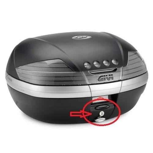 Gıvı Z641ntm Çanta Kılıt Mekanızması Grı Anahtarlı V46-V35-E340-E370-E470