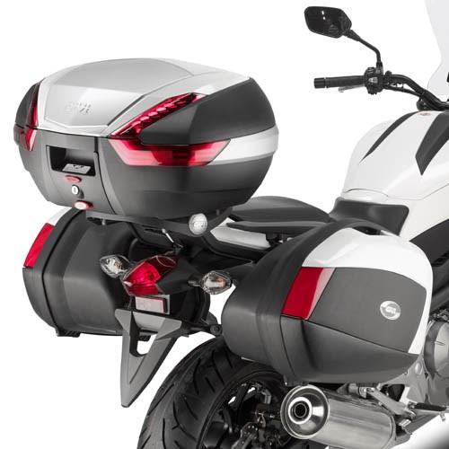 Gıvı Plx1111 Honda Nc 700 X-S - Nc 750 X-S - Nc 750 X-S Dct (12-15) Yan Çanta Tasıyıcı
