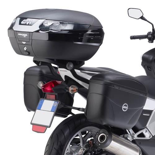 Gıvı Pl1109 Honda Integra 700 (12-13) Yan Çanta Tasıyıcı
