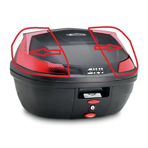 Gıvı Z4506r Çanta Reflektörü Takım B37n-B47n