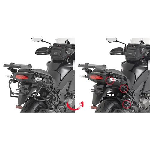 Gıvı Plxr4113 Kawasakı Versys 1000 (15) Yan Çanta Tasıyıcı