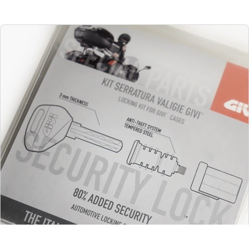 Gıvı Sl102 Çanta Güvenlıklı Anahtar Setı 2Lı