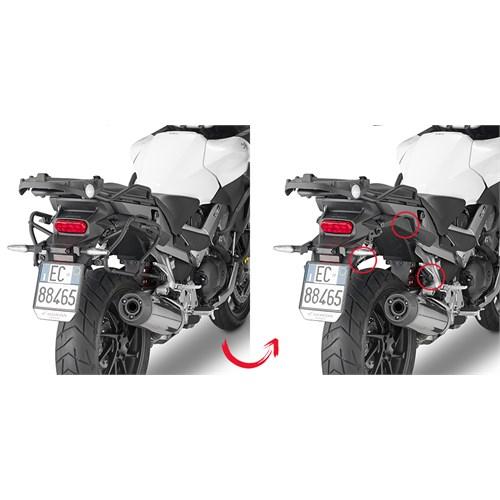 Kappa Klxr1139 Honda Vfr 800X Crossrunner (15) Yan Çanta Tasıyıcı