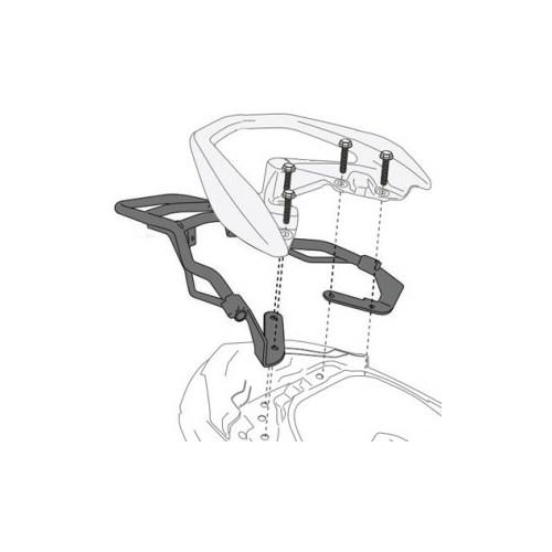 Gıvı Sr2123 Yamaha N-Max 125 (15) Arka Çanta Tasıyıcı