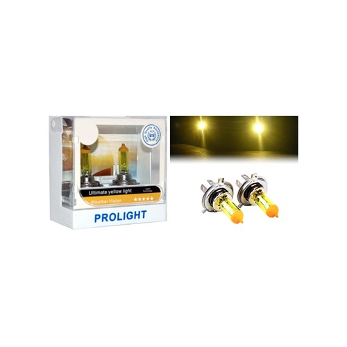 Modacar H4 Tip Ultimate Yellow Light Ampül Seti 104566