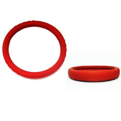 Schwer Plastik Direksiyon Kılıfı Kırmızı