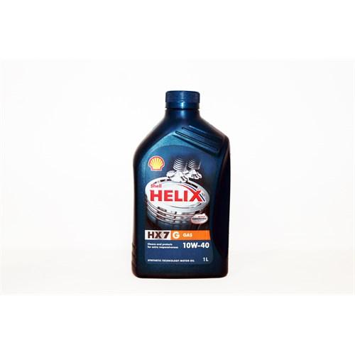 Shell Helix Gas(Lpg) Hx7 10W40 1000 Ml