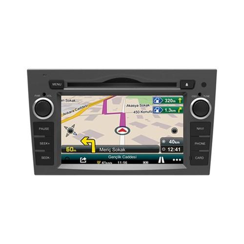 Cyclone Opel Corsa D Dvd Ve Navigasyon Sistemi
