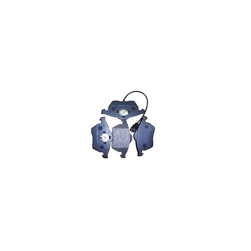 Audı A100- 92/95 Ön Fren Balatası Kablolu Kısa Soketli