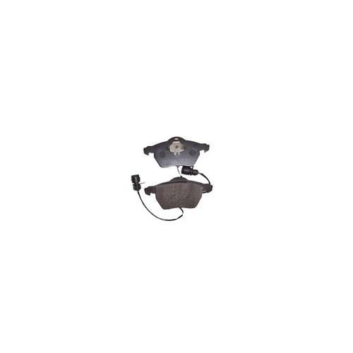 Audı A100- 92/95 Ön Fren Balatası Kablolu Yuvarlak Soketli