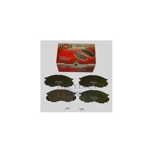 Mıtsubıshı L200- Pıck Up- 99/01 Ön Fren Balatası Küçük Tip 4X2