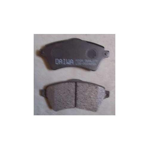 Landrover Dıscovery- 90/98 Ön Fren Balatası (Disk) (131,7X62,2X1