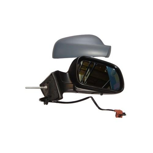 Peugeot 407- 04/10 Kapı Aynası Sağ Elektrikli Isıtmalı/Sensörlü