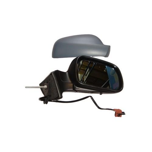 Peugeot 407- 04/10 Kapı Aynası Sol Elektrikli Isıtmalı/Sensörsüz
