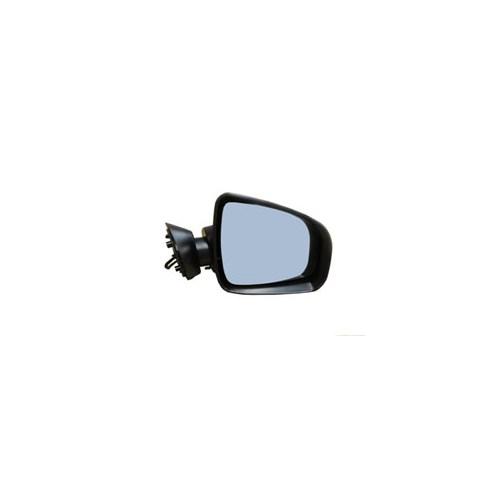 Dacıa Sandero- 09/11 Kapı Aynası Sağ Elektrikli Siyah 4Pinli