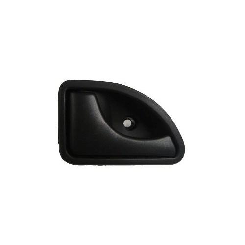 Renault Kangoo- 98/03 Ön Kapı İç Açma Kolu Sol Siyah