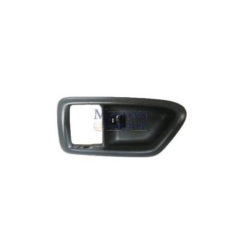 Toyota Camry- 97/01 Ön Kapı İç Açma Kolu Çerçevesi Sol Gri