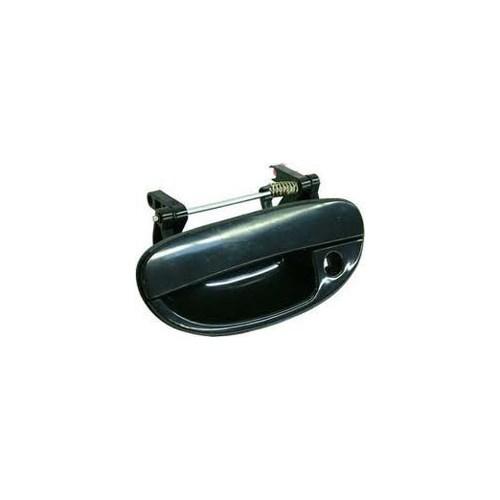 Daewoo Nubıra- 00/02 Ön Kapı Dış Açma Kolu Sol Siyah