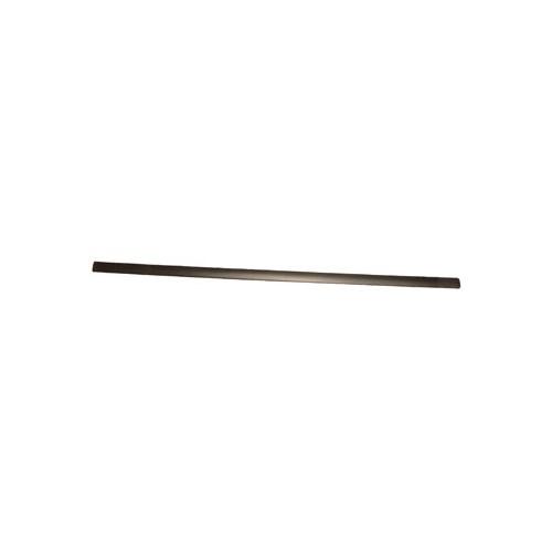 Volkswagen Golf- 4- 98/04 Ön Kapı Bandı Sol Pütürlü/Siyah