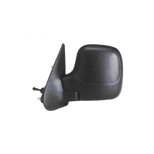 Peugeot Partner- 96/02 Kapı Aynası Sol Elektrikli Isıtmalı Siyah