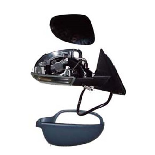 Volkswagen Passat- B5- 01/05 Kapı Aynası Sağ Elektrikli Isıtmalı