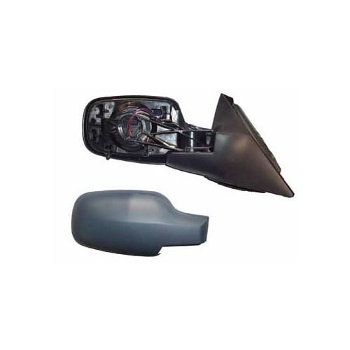 Renault Scenıc- Iı- 03/07 Kapı Aynası Sağ Elektrikli Isıtmalı Gr