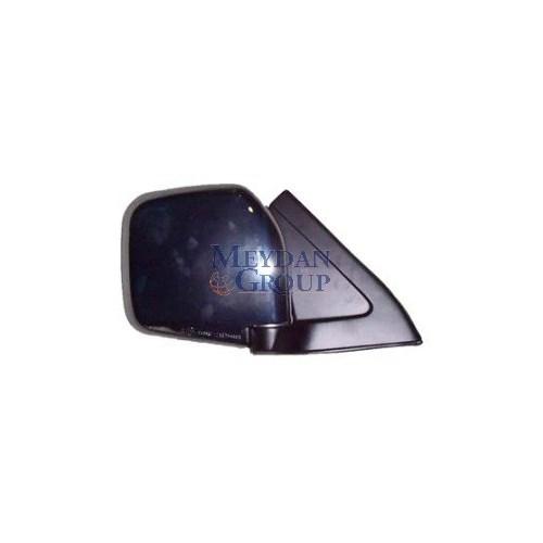 Mıtsubıshı Pajero 92/97 Kapı Aynası Sol Manuel Nikelajlı