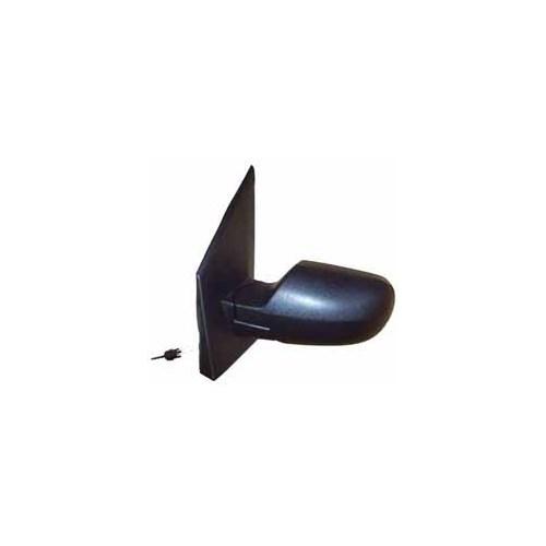 Ford Fıesta- 02/05 Kapı Aynası Sol Manuel/Siyah