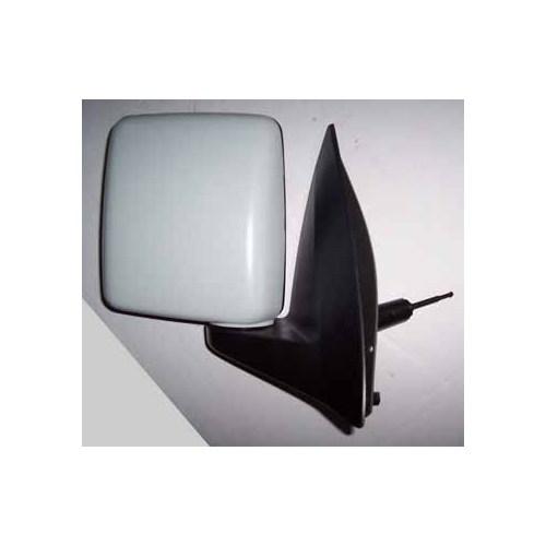 Opel Combo- 02/10 Kapı Aynası Sağ Manuel Gri Kapaklı