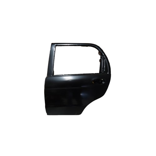 Daewoo Matız- 98/01 Arka Kapı L Komple Siyah/İceli